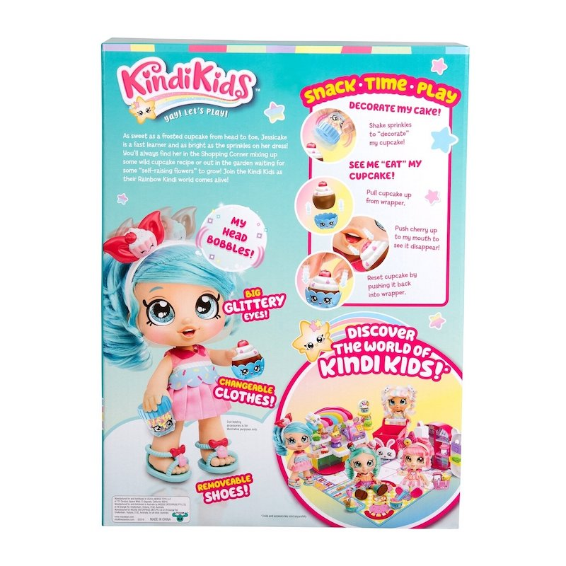 Кукла Kindi Kids - Джессикейк