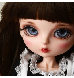 Agent Transform: Black Lukia - коллекционная кукла БЖД