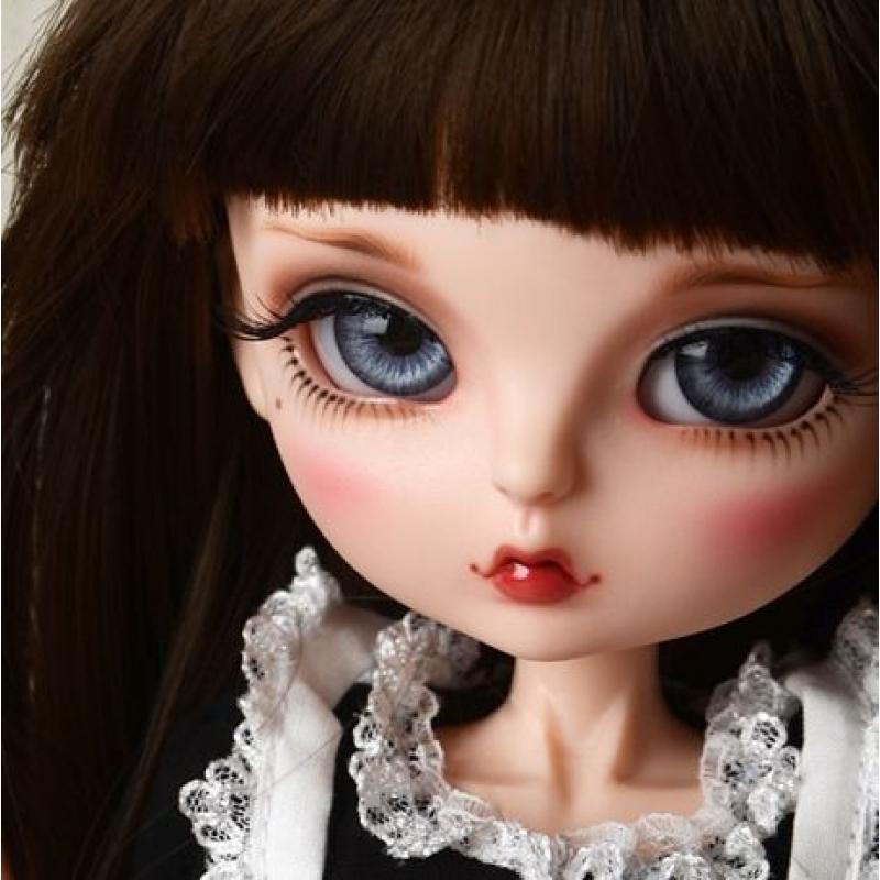 Neo Lukia Doll - Agent Transform: Black Lukia - LE20