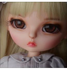 Lustfahrt Grey - коллекционная кукла БЖД
