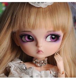 White Swan - коллекционная кукла БЖД