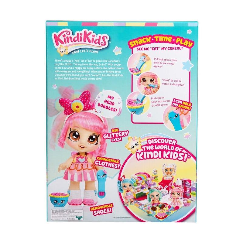 Кукла Kindi Kids - Донатина