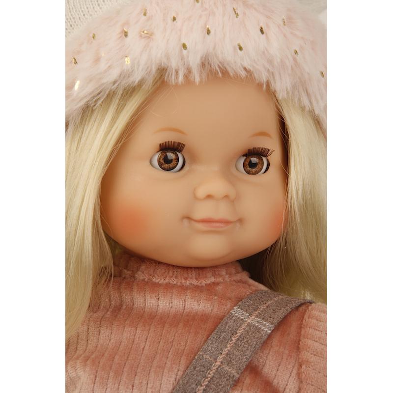 Кукла Малышка в  зимней одежде (32 см)