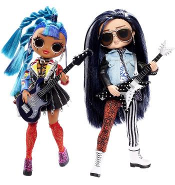L.O.L. Surprise! O.M.G. Remix Punk Grrrl and Rocker Boi