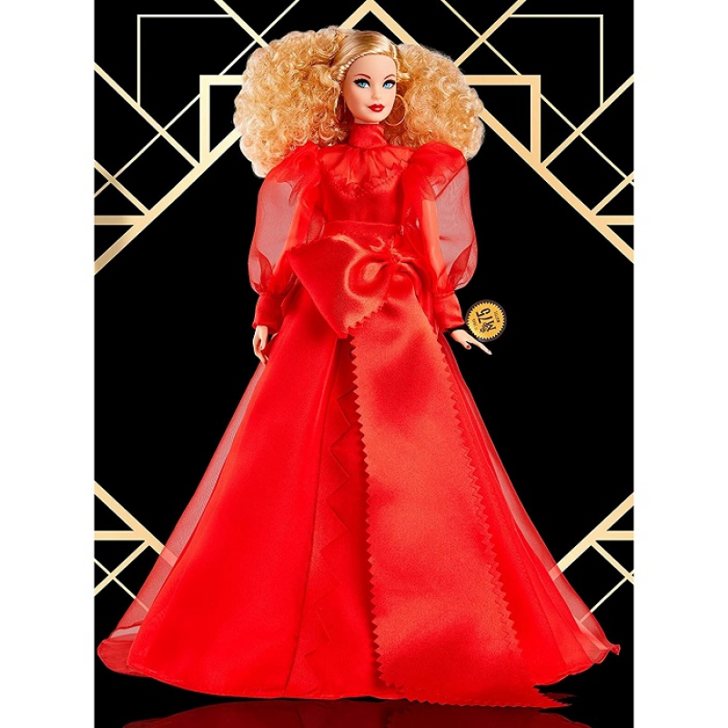 Barbie Signature Mattel 75th Anniversary