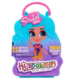 Кукла Hairdorables - Арома-пати (4 серия)
