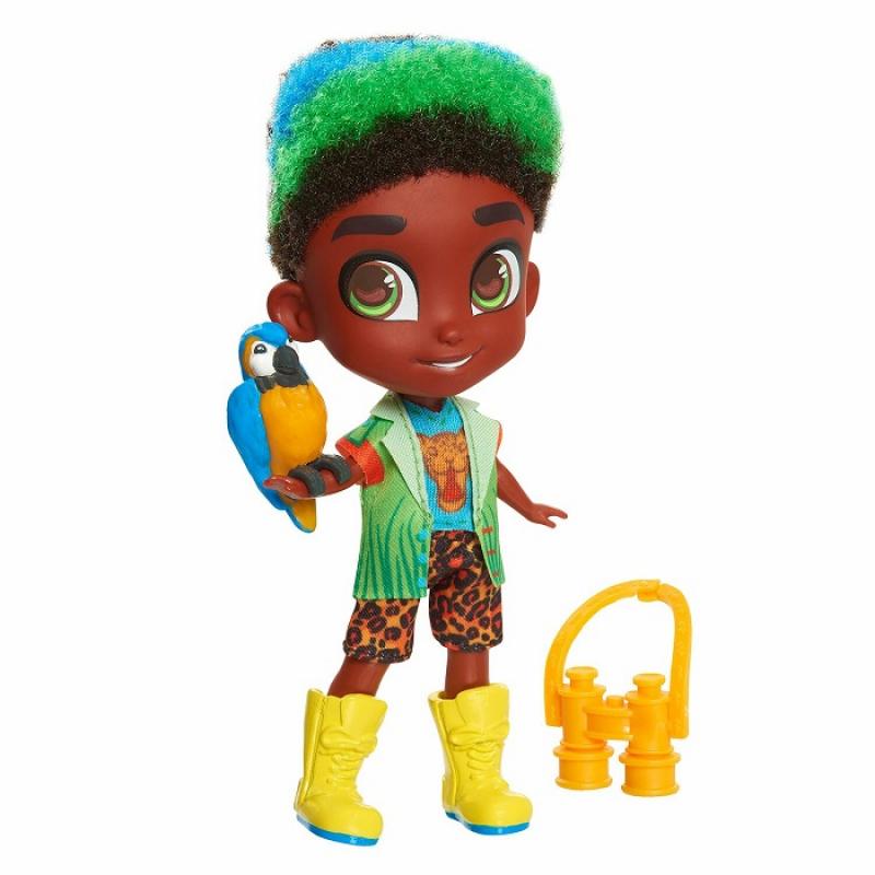 """Кукла Neila с мальчиком """"Сладкая парочка"""" Hairdorables"""