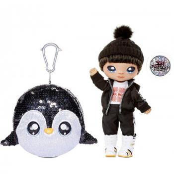 Na! Na! Na! Surprise Блестящие (1 серия) Пингвин