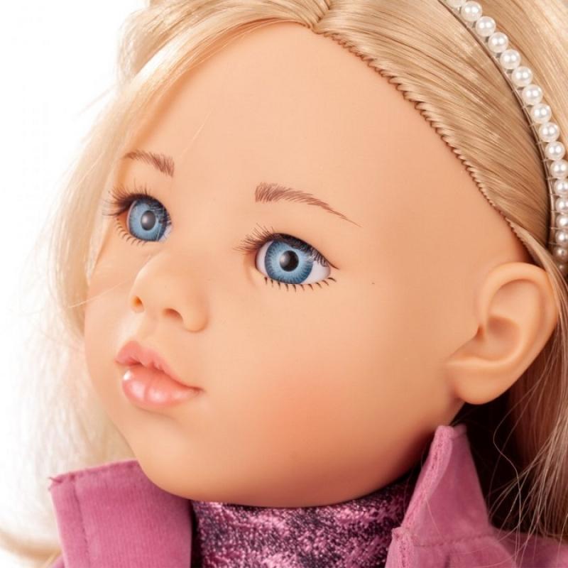 Кукла Gotz - София в розовом наряде (50 см)