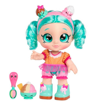 Кукла Kindi Kids - Пеппа Минт