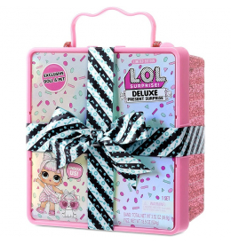 L.O.L. Surprise! Подарок-сюрприз Делюкс (розовый)