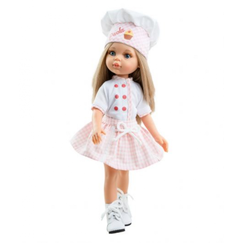 Кукла Паола Рейна - Карла кондитер