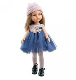 Кукла Паола Рейна - Карла в розовой шапочке