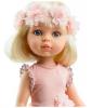 Кукла Паола Рейна - Клаудиа в цветочном венке