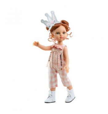 Кукла Паола Рейна - Кристи в короне