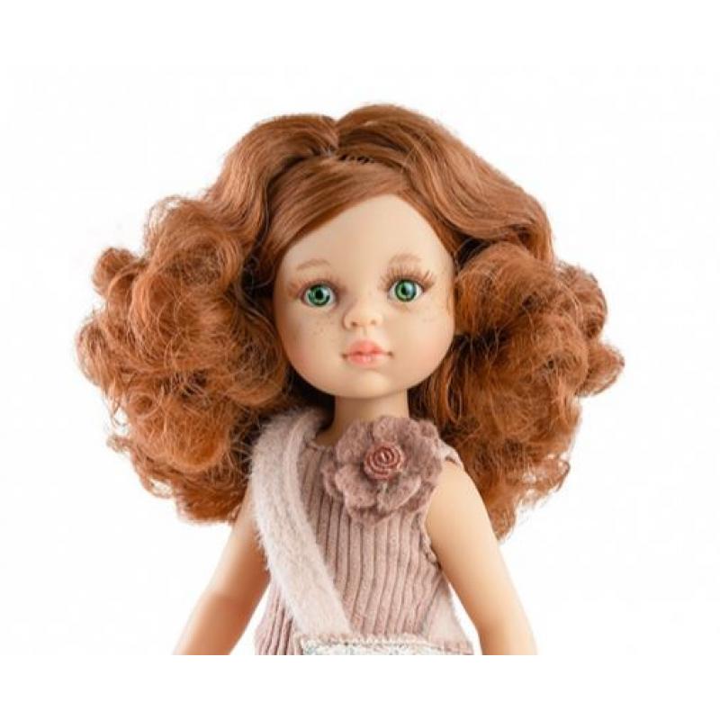 Кукла Паола Рейна - Кристи в розовом платье