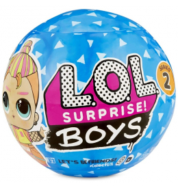 L.O.L. Surprise! - Мальчики 2 серия
