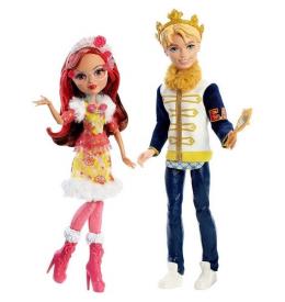 Принц Дэринг и Розабелла Бьюти - Эпическая зима набор кукол Ever After High