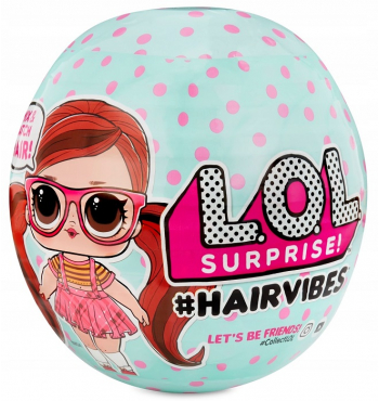 L.O.L. Surprise! #Hairvibes
