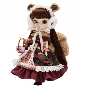Веверка кукла Пуллип - Pullip Veverka