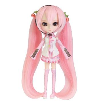 Вокалоид Сакура Мику кукла Пуллип - Pullip Sakura Miku
