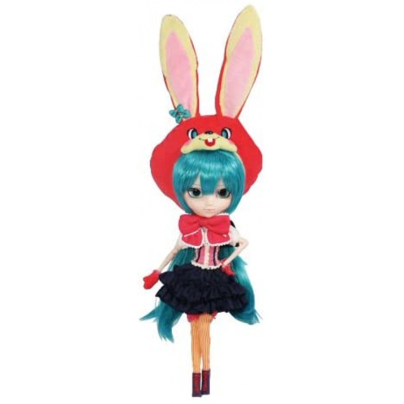 Вокалоид Хацунэ Мику ЛОЛ кукла Пуллип - Pullip Vocaloid Hatsune Miku LOL Version